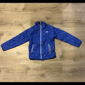 Gently used The North Face jacket